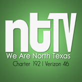 Logo for North Texas Television
