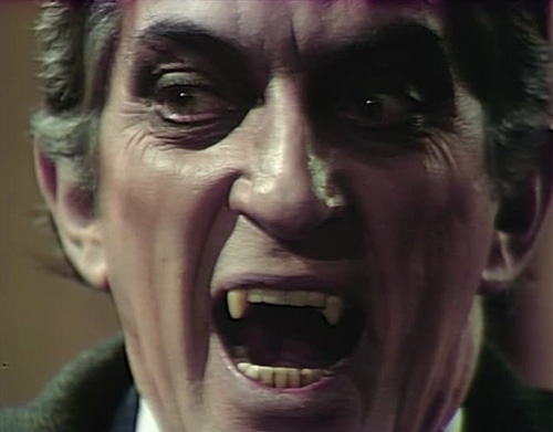 Jonathan Frid portrayed 'Barnabas Collins' in 'Dark Shadows' on TV from 1967-71.